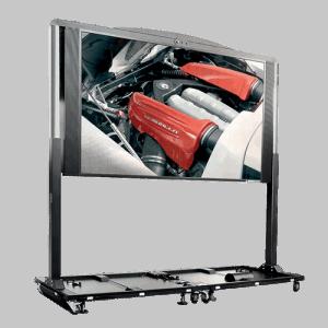 Modulare LED-Videowände